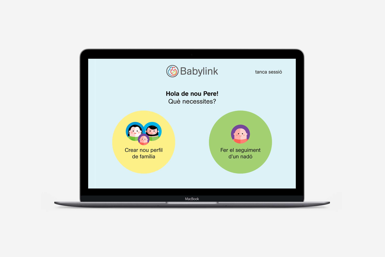 Disseny web i disseny gràfic per als usuaris de Babylink
