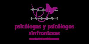 Psicólogas y psicólogos sin Fronteras Logo